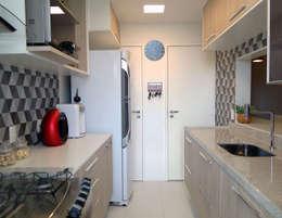 Cuisine de style de style Moderne par Priscila Boldrini Design e Arquitetura