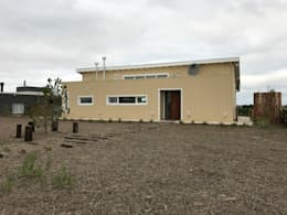 Vivienda unifamiliar en Barrio Cerrado: Casas de estilo moderno por JOM HOUSES