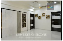 Art work :  Artwork by KAM'S DESIGNER ZONE