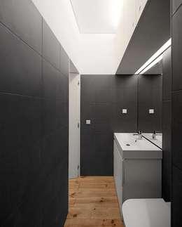 حمام تنفيذ Tiago Filipe Santos - Arquitetura