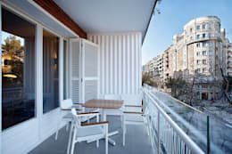 Terrace by 02_BASSO Arquitectos