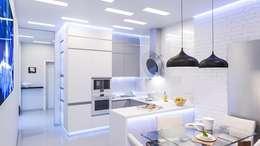 modern Kitchen by Cuzinhas LS unipessoal LDA