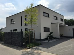 Bauhaus P3: moderne Häuser von Carsten Krafft Die Architektur