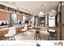 Renovate :Tonkit Media  Co.,Ltd.:   by i am architect CO.,Ltd.
