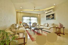 Living Room:   by Suकृति