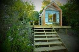 Greenpods model 18+ : scandinavian Houses by Greenpods