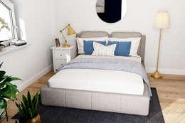 Projekty,  Sypialnia zaprojektowane przez OBJECT