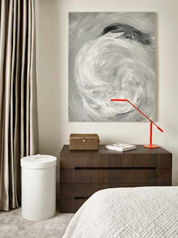 modern Bedroom by Morph Interior Ltd