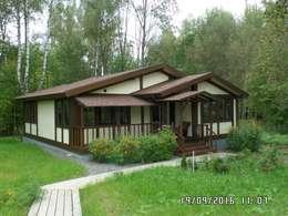 Casas de estilo clásico por Apriori Albero