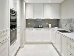 مطبخ تنفيذ Morph Interior Ltd