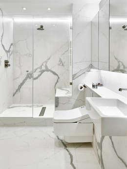modern Bathroom by Morph Interior Ltd