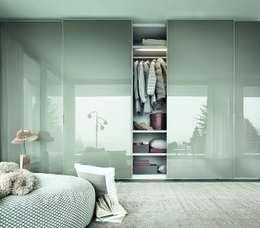 غرفة نوم تنفيذ IQ Furniture
