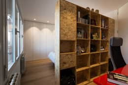 Studio in stile in stile Moderno di Ecoproyecta