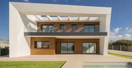 mediterranean Houses by JAIME SALVÁ, Arquitectura & Interiorismo