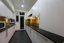 APARTMENT: minimalistic Kitchen by DESIGN5