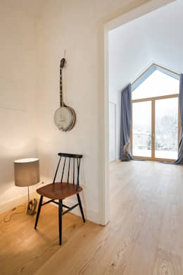 umbau eines einfamilienhauses o68 moderne schlafzimmer von carlo berlin architektur interior - Farbakzente Interieur Einfamilienhaus