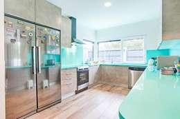 مطبخ تنفيذ Rui Arez, arquitecto