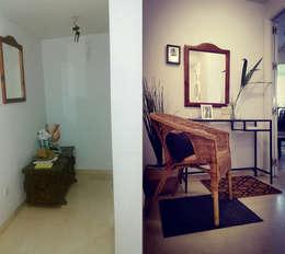 Pasillos y vestíbulos de estilo  por SH Interiorismo