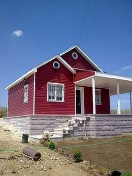 Habitações  por ersin usta prefabrik