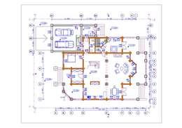 План первого этажа:  в . Автор – Vadim Bogdanov
