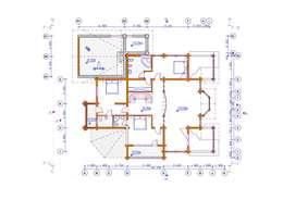 План второго этажа:  в . Автор – Vadim Bogdanov