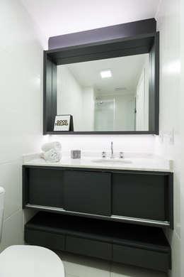 حمام تنفيذ K+S arquitetos associados