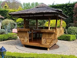 Gazebos:  Garden  by Garden Furniture Centre