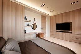 沐設計의  침실