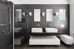 minimalistic Bathroom by Grand Design London Ltd