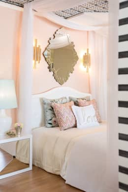 Спальни в . Автор – Interdesign Interiores