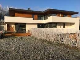 modern Houses by GERBER Ingenieure GmbH