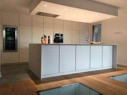 modern Kitchen by GERBER Ingenieure GmbH