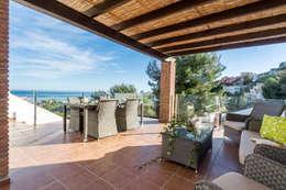 Terrazas de estilo  por Home & Haus   Home Staging & Fotografía