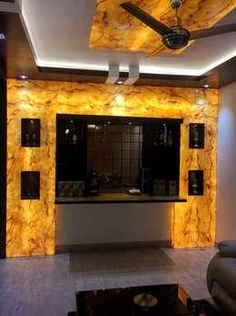 NIT-1 Faridabad: modern Media room by Avant Garde Design