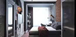 غرفة نوم تنفيذ EEDS design