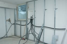 Electricidade, Ar condicionado, Rede:   por ORCHIDS LOFT