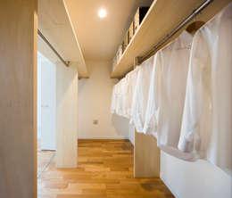 株式会社小木野貴光アトリエ一級建築士事務所의  침실