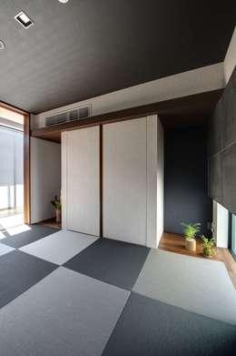 Phòng giải trí by TERAJIMA ARCHITECTS