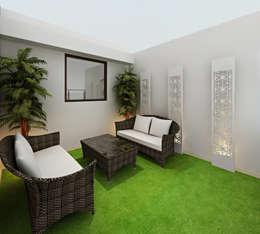 Terrace Design:  Terrace by Design Consultant