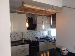 modern Kitchen by rwiçmimari