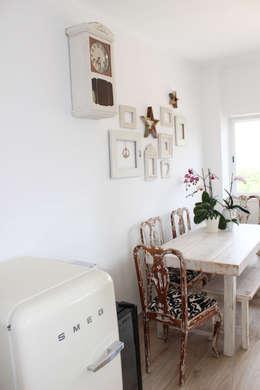 Projekty,  Kuchnia zaprojektowane przez alma portuguesa