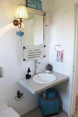 Ванные комнаты в . Автор – alma portuguesa