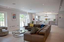 رہنے کا کمرہ  by XUL Architecture