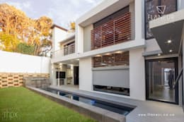 Salida del Sol Morningside: modern Houses by Flaneur Architects