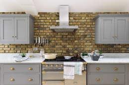 مطبخ تنفيذ deVOL Kitchens
