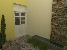 Oficinas y tiendas de estilo  por Gastón Blanco Arquitecto