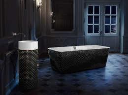 Villeroy & Boch: modern tarz Banyo