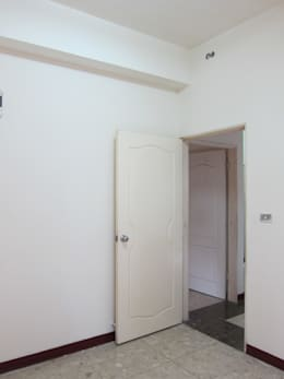 原始房間:  臥室 by 以恩設計
