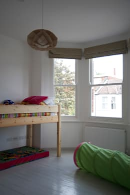 Children's bedroom: modern Nursery/kid's room by A2studio
