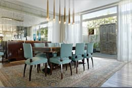 eclectic Dining room by Jam Space Ltd